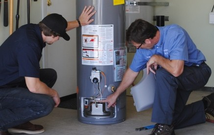 Water heater repair services near me