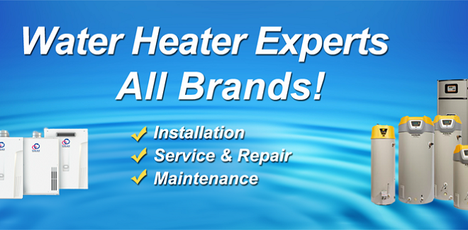 Water Heater Services Toronto